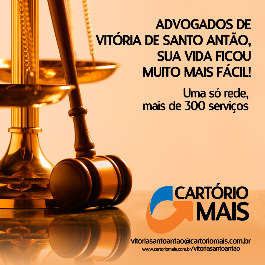 CM VitoriaSantoAntão -  POST ADVOGADOS