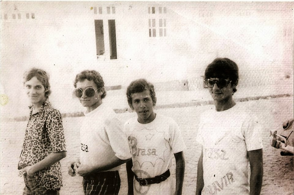 Avelon, Vavá, Nildo e Brigitte-2