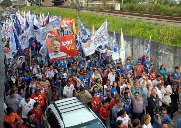 Caminhada no Coque - Crédito da foto: Leo Caldas/Divulgação