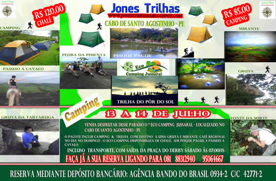 ECO CAMPING JUSSARAL