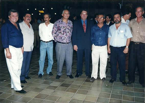 O TEMPO VOA - Ano 1999 - Acervo pessoal de Javan