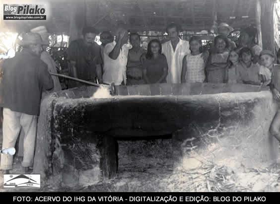 O TEMPO VOA - Casa de Farinha