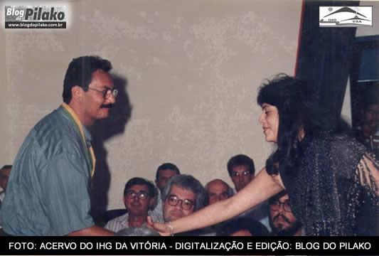 O TEMPO VOA - Homenagem no Silogeu - Anos 80 - Entre outros Geraldo Lima e Alexandre Ferrer
