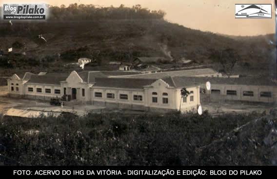 O TEMPO VOA - INSTITUTO PROFISSIONAL DE PACAS - 1936
