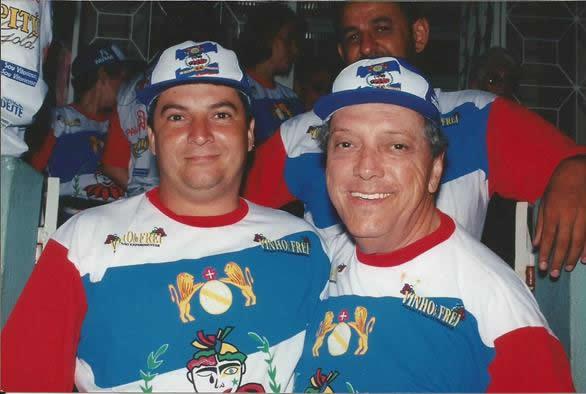RUA - Godofredo e Claudionar Germano - Bloco da Saudade - 1999