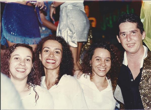 SEDE - Symone, Karla, Soraya e Pilako- Carnaval 1998