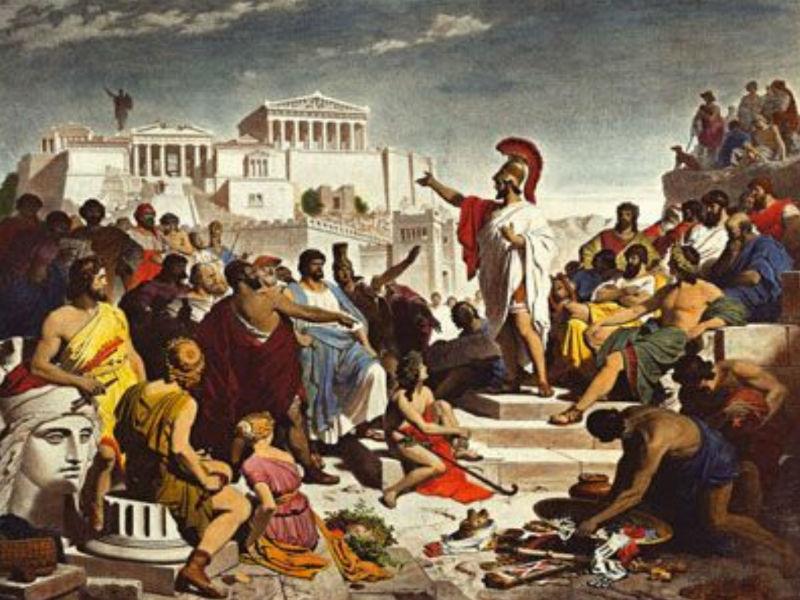 Socrates-Democracia-Grega