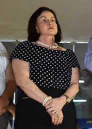 Secretária de Saúde Dra. Veraluce Lira – Foto: Portal da Prefeitura de Vitória